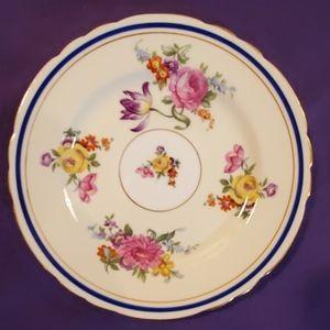 "Gorgeous AYNSLEY ""Claridge"" Dessert Plate"